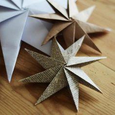 Manualidades para el árbol de Navidad