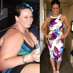 Kate Writer Lost Over 50KGS In A Year To Completely Transform Her Body! - TrimmedandToned