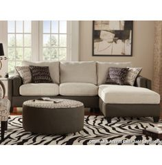 Nina leather sectional living room furniture collection power