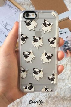 Click through to see more Pets iPhone 6 case designs. Dogs and cats cases for your furry friends! >>> https://www.casetify.com/petfriendly/collection | @Casetify