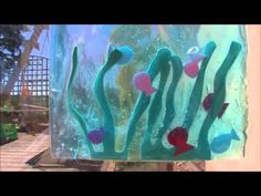 Fish Tank Sensory Bag - Day 11 Toddler Play Challenge