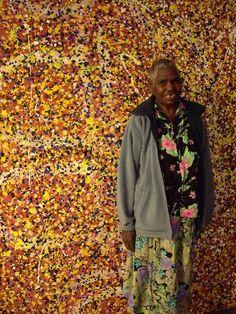 Australian artist Gloria Petyarre