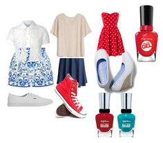"""""""Three looks for a casual 4th of July celebration...2015"""" by shycoygirl65 on Polyvore"""