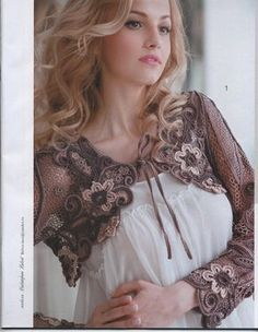 Butterfly Creaciones: Moa Fashion Magazine №566