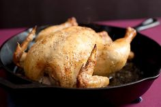 Simplest Roast Chicken Recipe - NYT Cooking