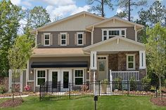 Brandemere and The Glen, a KB Home Community in Raleigh, NC (Raleigh/Durham) #newhome #kbhome