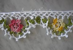 WORKSHOP OF BARRED: CROCHET Tutorial -❥Teresa Restegui http://www.pinterest.com/teretegui/ ❥