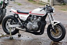 Kawasaki Z1000 cafe racer by Spirit of the Seventies