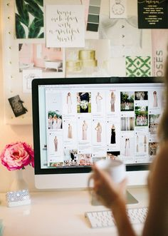 Use these wedding hacks! 3 ways to simplify planning with social media. Best of all... it's free :) | http://www.weddingpartyapp.com/blog/2014/11/13/use-social-media-planning-wedding/