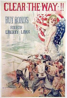 Kriegs-Werbeplakate