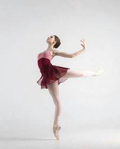 <<A graduate of Vaganova Ballet Academy Eleonora Sevenard (Bolshoi Ballet)>>