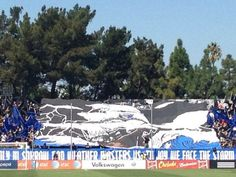 1906 Ultras (San Jose Earthquakes) MLS.                                                            Cred - @katescott