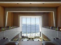 Gallery - Chetzeron Hotel / Actescollectifs Architectes - 1