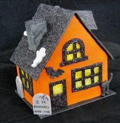 Win a Halloween Glitter House! - Wlydhare's Hollow