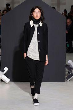 Défile Dévastée prêt-à-porter automne-hiver 2014-2015, Paris #PFW #Fashionweek