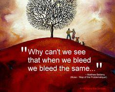 Words of Wisdom From Matthew Bellamy #muse