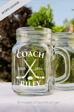 Hockey, Hockey Coach, Hockey Dad, Hockey Player, Coach Glass, Dad Mug, Coach…