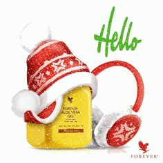 Ho Ho Ho..... Christmas won't be the same with or without your daily Aloe Gel www.benefitfullcircle.myforever.biz