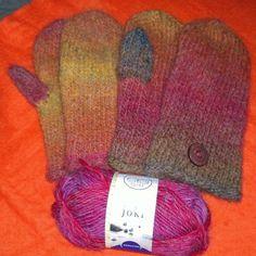Mummin vuodenajat: Miun oma villakammari - My wool chamber