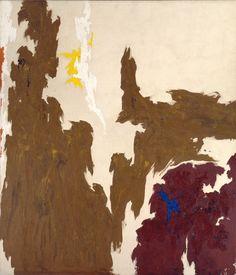 Clyfford Still, 1948, 1948. Oil on canvas, 70 1/2 x 62 1/4 inches (179.07 x 158.12 cm)