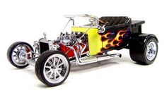 1923 Ford T Bucket Hot Rod Diecast