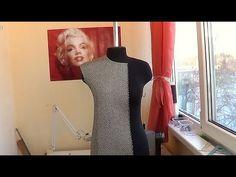 """На канале будут выставляться последовательные видеоуроки по обучению шитью от самых азов до создания эксклюзивных нарядов. В планах проекта создать """"Большую ..."""