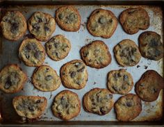 Chocolate-Cherry cookies