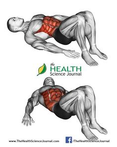 © Sasham | Dreamstime.com - Fitness exercising. Alternate Heel Touchers