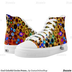 Trendy Casual Shoes , Printed Shoes,http://www.zazzle.com/costasonlineshop*