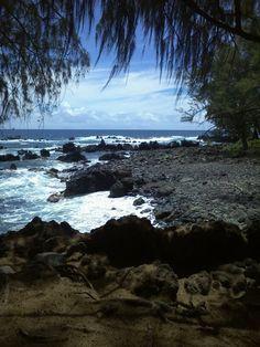 Lapahoehoe Big Island Hawaii
