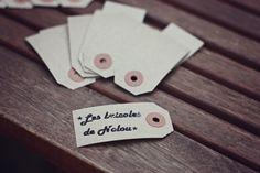 Etiquettes de Nolou  www.lesbricolesdenolou.com