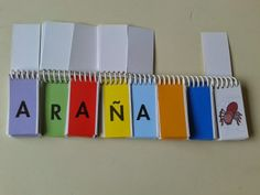 Una herramienta genial para trabajar las palabras en clase espero que os guste como queda