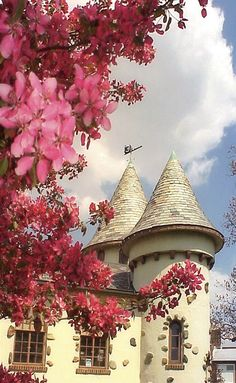 Curwood Castle, Owosso, Michigan