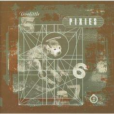 "Pixies -  LP - ""Doolittle"" - 1989"