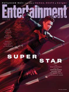 Entertainment Weekly, Batwoman, Batgirl, Brandon Routh, Melissa Benoist, Grant Gustin, Amber Rose, Ruby Rose, Clark Kent