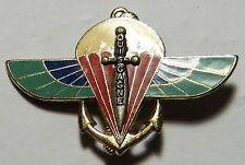 French, 2nd RPC-RPIMa pocket badge SAS Wing