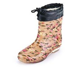 Wholesale – Women Ankle Boots Rain Boots Women Rain Boots Women Wom Boot Women For Boots Shoes Boots Brand Woman Rubber Garden Ankle Ladies Rain Femme
