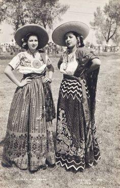 Mexico Beauties Senoritas ladies