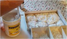 Rubosil cukrászati önthető szilikon bekeverése Dairy, Cheese, Food, Essen, Meals, Yemek, Eten