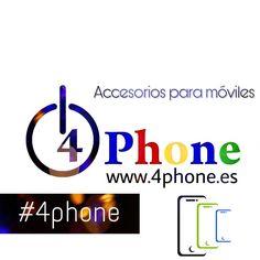 4Phone.es - Mejor tienda online de accesorios para tu móvil. Comprar funda de alta calidad al mejor precio. #4phone Iphone 8 Plus, Galaxy Note, Funda Tpu, Samsung Galaxy, Logos, I Phone Cases, Tent, A Logo, Legos
