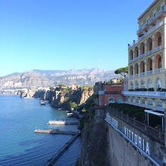 Grand Hotel Excelsior Vittoria in Sorrento, Campania
