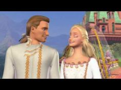 Se ouvir o coração - Barbie em A Princesa e a Plebéia - Português BR HQ