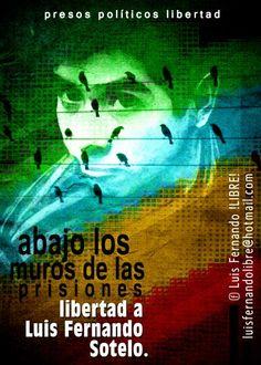 LA VOZ DEL ANÁHUAC-SEXTA X LA LIBRE: LUIS FERNANDO SOTELO CONTINÚA PRESO. Entrevista co...