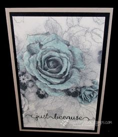 Stamp & Scrap with Frenchie: Timeless Elegance with Note Card Economic way to cut your designer paper