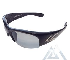 Kaenon's Hard Kore sunglasses are, well, hardcore. Incredibly hardcore, to […] Kaenon Sunglasses, Sports Sunglasses, Shades Of Black, Bag Storage, Grey, Frame, Bags, Costa Del Mar, Gray