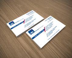 Carte De Visite AXA Banque