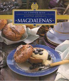 Pudins Le Cordon Bleu by sabutos yo - issuu Le Cordon Bleu, Cordon Bleu Recipe, Muffins, Kitchen Recipes, Cooking Recipes, Polly Polly, Bakery Business, Peruvian Recipes, Pan Dulce