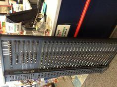 Gear #photochallenge goodbye massive sound board #consignment