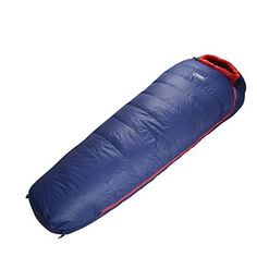 LXSnail Mommy duck down sleeping bag ultra - light models of outdoor camping adult sleeping bags, home travel envelope down sleeping bags sleeping bag
