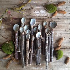 So I've been thinking about the collective term for a group of spoons... Any ideas ? X Ilona